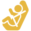 Child Seat Icon